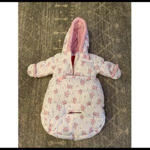 NWOT London Fog Baby Coat/Snowsuit